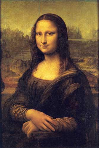 Lisa del Giocondo'nun Portresi (Mona Lisa), 1503-1506