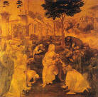 Adoration of the Magi - Adoration of the kings 1481-1482